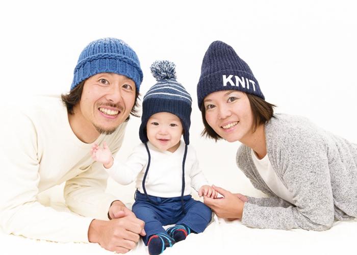 家族3人の写真|不妊治療HP