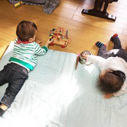 高齢ママに送る子育て日記【20】|同級生の友達が子供も同じ歳!