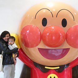 高齢ママに贈る子育て日記【27】|子供と一度は行ってみたくなる?!「アンパンマンミュージアム」