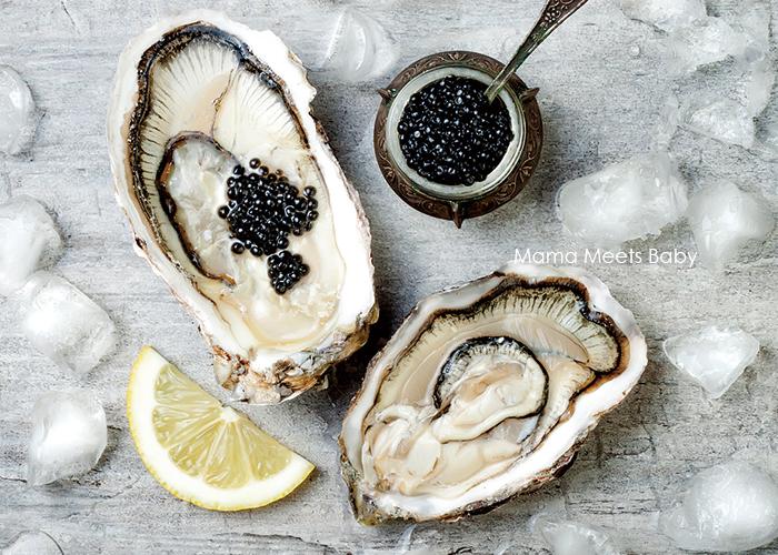 美味しそうな牡蠣|不妊・マタニティケアHP