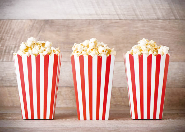 映画館のポップコーン|不妊・マタニティHP