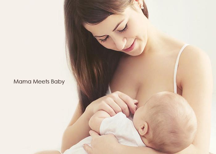 授乳中のママ|不妊・マタニティHP